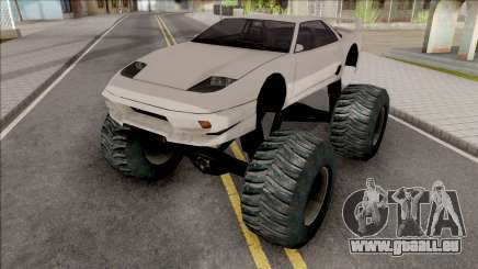 Super Monster GT pour GTA San Andreas