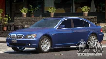 BMW 760Li E66 pour GTA 4