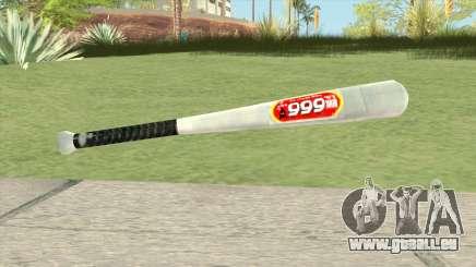 Baseball Bat V1 (Manhunt) für GTA San Andreas