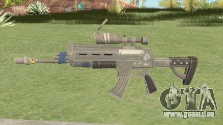 Scoped Assault Rifle (Fortnite) pour GTA San Andreas