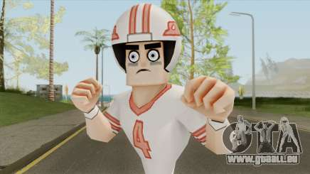 Dash Baxter (Danny Phantom) pour GTA San Andreas