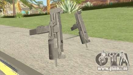 Micro Uzi (Manhunt) pour GTA San Andreas