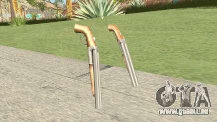 Sawed-Off Shotgun (Manhunt) pour GTA San Andreas