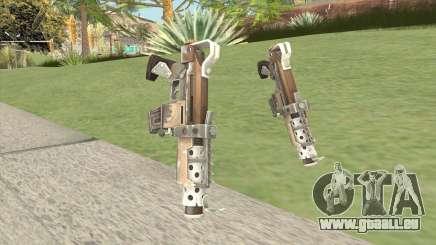 New Tactical SMG (Fortnite) für GTA San Andreas