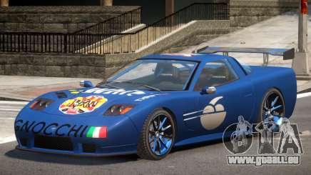Invetero Coquette Tuned PJ2 für GTA 4