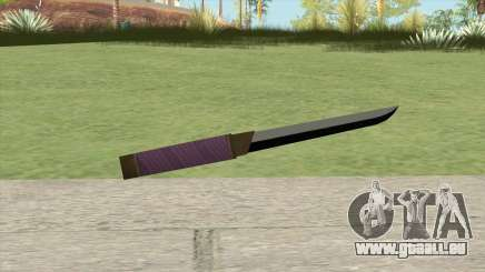 New Knife (LQ) für GTA San Andreas