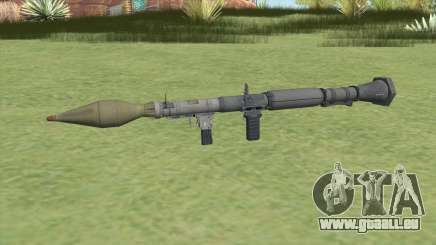 Rocket Launcher GTA V (Platinum) pour GTA San Andreas