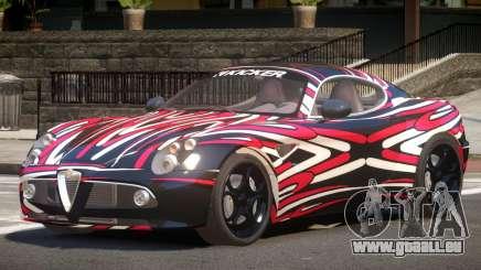 Alfa Romeo 8C V1.0 PJ5 pour GTA 4
