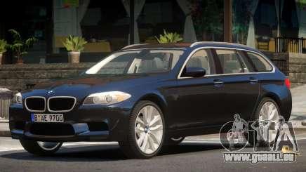 BMW M5 F11 UL für GTA 4
