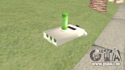 Portal Gun (Rick And Morty) pour GTA San Andreas