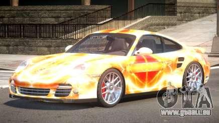 Porsche 911 GT Turbo PJ5 pour GTA 4