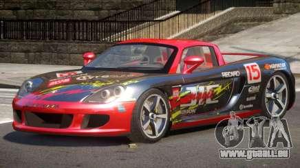 Porsche Carrera GT Sport PJ6 pour GTA 4