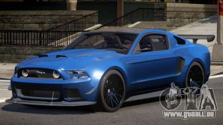 Ford Mustang GT V1.1 pour GTA 4