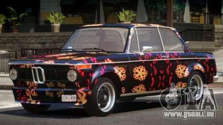 BMW 2002 GT PJ4 pour GTA 4