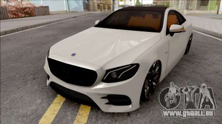 Mercedes-Benz E350D Coupe C238 2017 SlowDesign für GTA San Andreas