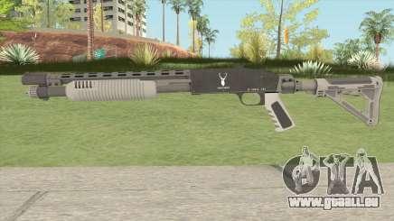 Shrewsbury Pump Shotgun GTA V pour GTA San Andreas