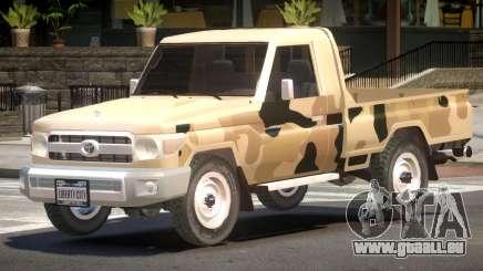 Toyota Land Cruiser PJ2 pour GTA 4