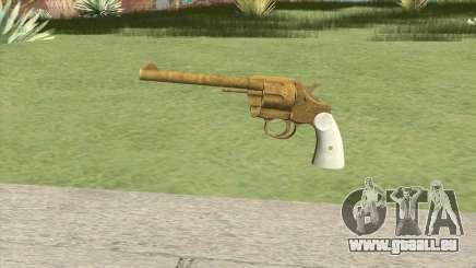 Double Action Revolver (Gold) GTA V für GTA San Andreas