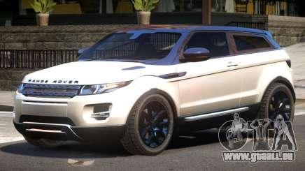 Range Rover Evoque V1.0 pour GTA 4