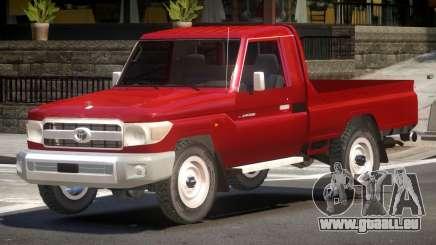 Toyota Land Cruiser PU pour GTA 4