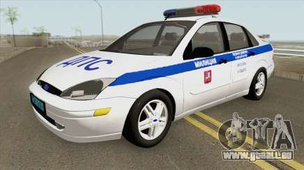 Ford Focus 2011 (Russian Police) pour GTA San Andreas