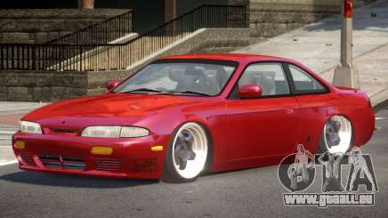 Nissan Silvia S14 RS V1.0 pour GTA 4