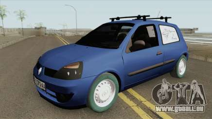 Renault Clio Campus (Food Delivery) pour GTA San Andreas