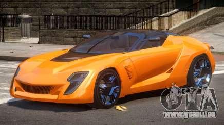 Bertone Mantide GT pour GTA 4