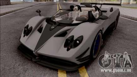Pagani Zonda HP Barchetta 2018 pour GTA San Andreas
