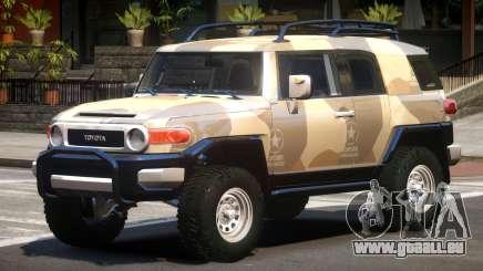 Toyota FJ Cruiser PJ2 pour GTA 4