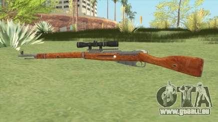 Mosin-Nagant M1891 V2 (Insurgency: Sandstorm) pour GTA San Andreas