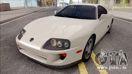 Toyota Supra A80 1998 pour GTA San Andreas