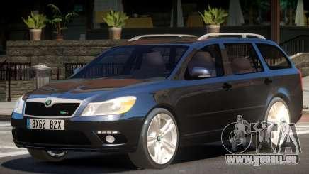 Skoda Octavia RS V1.0 pour GTA 4