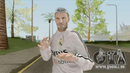 David Beckham (Real Madrid) pour GTA San Andreas