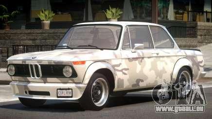 BMW 2002 GT PJ2 pour GTA 4