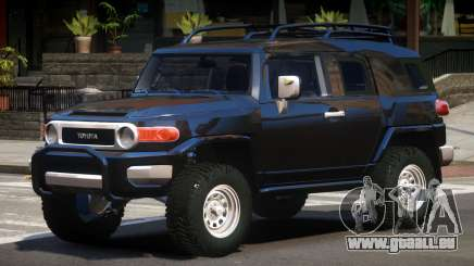 Toyota FJ Cruiser V1.0 pour GTA 4