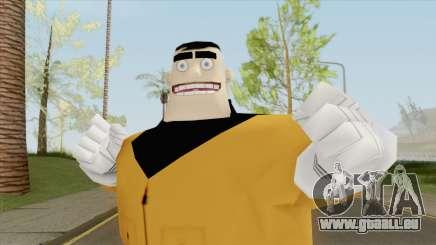 Jack Fenton (Danny Phantom) pour GTA San Andreas