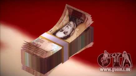 100 Venezolanischen Bolivar für GTA San Andreas