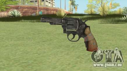 Worn ZM Model 60 (Hitman: Absolution) pour GTA San Andreas