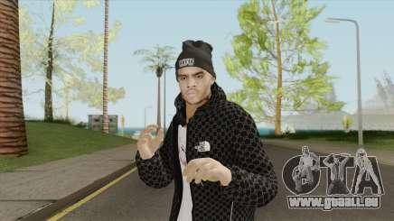 Chris Brown pour GTA San Andreas