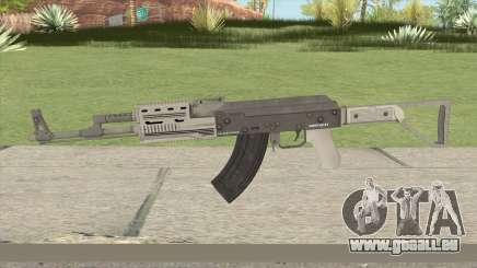 Shrewsbury Assault Rifle GTA V pour GTA San Andreas