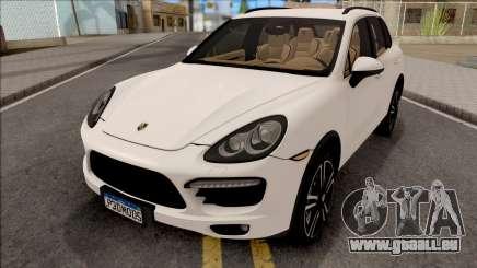 Porsche Cayenne Turbo 2014 pour GTA San Andreas