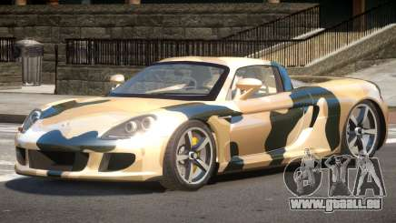 Porsche Carrera GT Sport PJ3 pour GTA 4