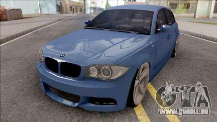 BMW 1-er E81 M-Packet für GTA San Andreas
