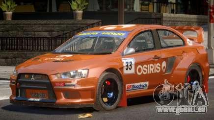 Mitsubishi Lancer GT pour GTA 4