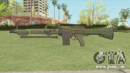 Alda 5.56 Light Machine Gun pour GTA San Andreas