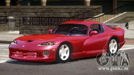 1996 Dodge Viper GT pour GTA 4