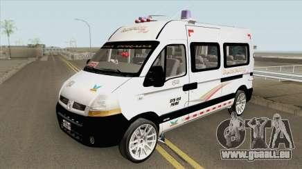 Renault Master (Transoriente) pour GTA San Andreas