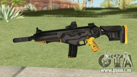 Agency ARZ 160 (Hitman: Absolution) pour GTA San Andreas