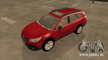 Subaru Outback 2020 pour GTA San Andreas